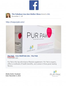 Lisa Ann Walter Show Facebook